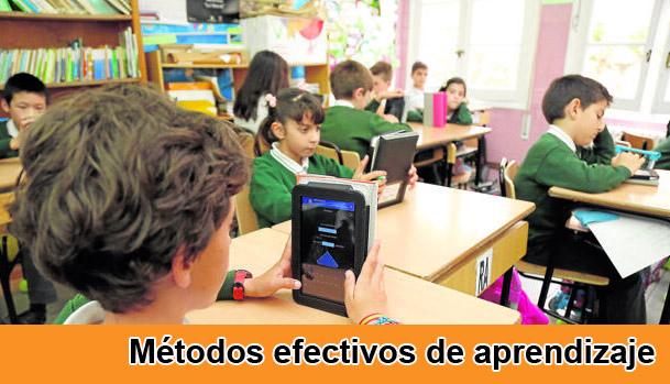 Métodos efectivos de aprendizaje
